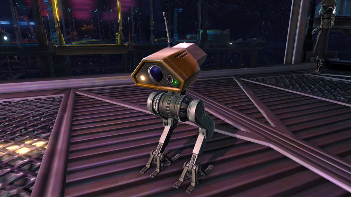 test Twitter Media - In honor of the launch of Star Wars Jedi: Fallen Order, players can receive their own BD-1 inspired mini-pet in #SWTOR. Congratulations to our friends @Respawn and @EAStarWars!  More info:   https://t.co/anRDiyv6Lx https://t.co/Q8bejf1unN