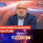 🔴⚙️ Gianni Venturi stasera discuterà di #ArcelorMittal, ex #Ilva, alle 21.40 su @MediasetTgcom24. https://t.co/Hb1CM0HshU