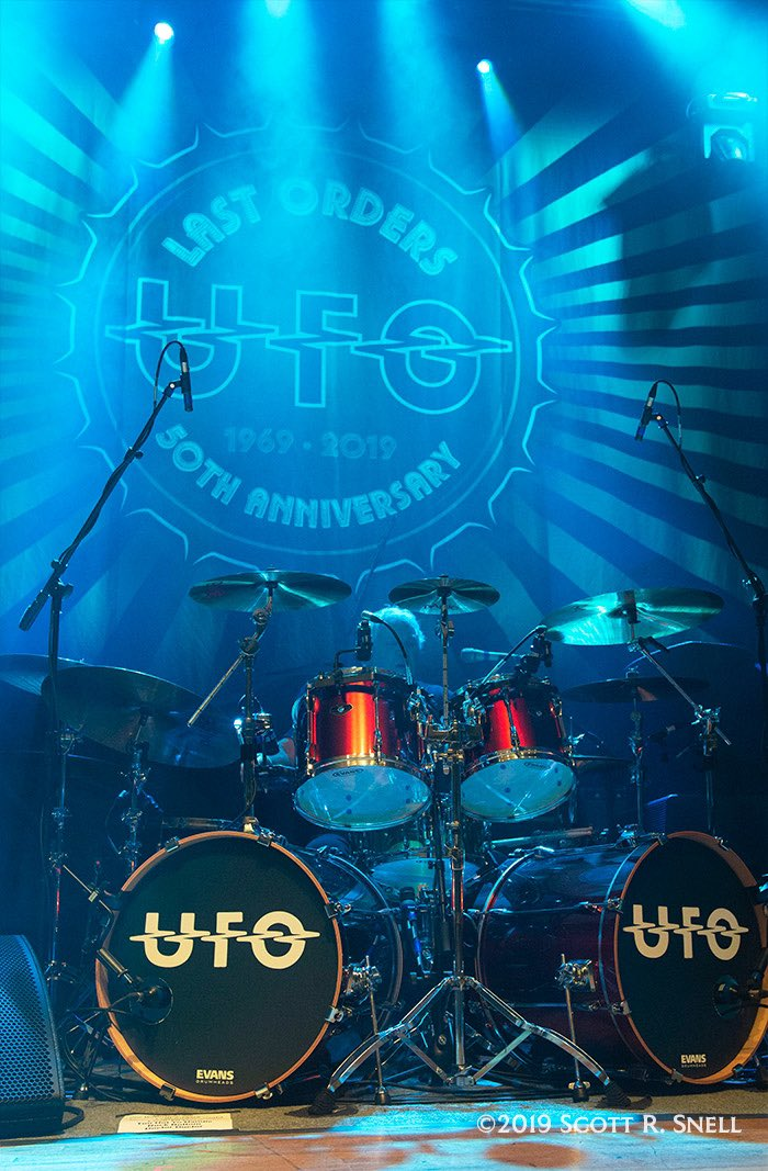 test Twitter Media - Due to HIGH DEMAND ,  ⚡️UFO⚡️@UFO_rockband are coming back in Feb. 2020 !!!  Damon Johnson @DamonJOfficial will be opening most shows ! @BeierDrums are used by @Sashal371 as well as Andy Parker !, so Jim's beautiful snare drum will be on the stage for both bands this tour !🥁❤️ https://t.co/hZWUQzZPQV