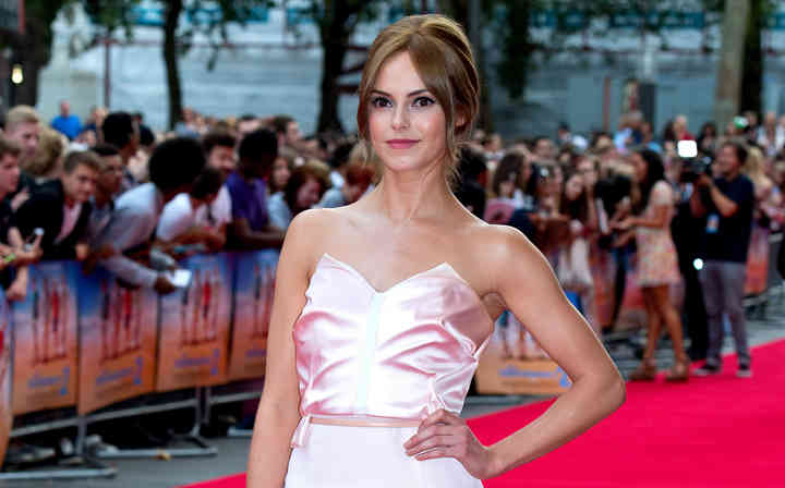 Hannah Tointon: Everything you DIDN'T know about the TV actress