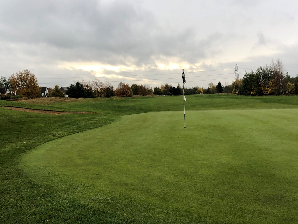 test Twitter Media - Rain doesn't stop play here at The Bedford!  18 holes and 18 tees open and trolleys allowed.  Give us a call on 01234 320 022 (opt. 1) to book a tee time. https://t.co/um9Mf3sxqp