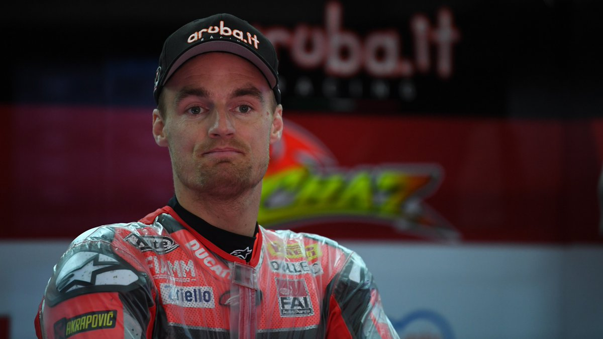 "test Twitter Media - ✊🏻@chazdavies7 finds ""a lot of positives"" in first test alongside @Reddingpower   📹INTERVIEW
