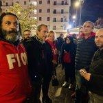 A piazza dei Mirti a #Centocelle, la #Fiom c'è! https://t.co/eCUCOH6hA0
