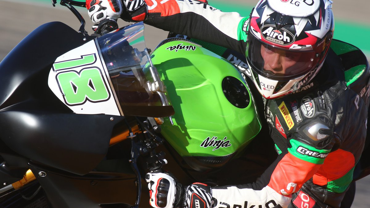 test Twitter Media - How did @Manugasss_18 's first test on the #WorldSSP bike go?  The WorldSSP300 Champion made his debut on a ZX-6R on Wednesday afternoon  📃| #WorldSSP300  https://t.co/zDy4s752lF https://t.co/tIrRWCE6Vp