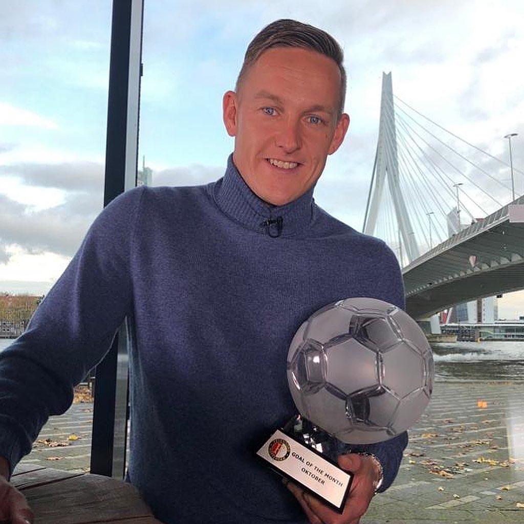 test Twitter Media - Man van de mooie goals... 😍  Goal of the Month | Oktober ⚽️ @jenstoornstra   #Feyenoord https://t.co/OrHslVMiMa