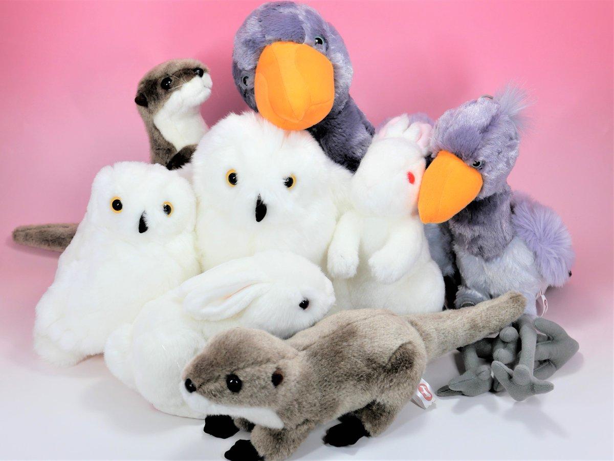test ツイッターメディア - 【通販】Tokyo Zoo Shopの掲載商品が増えました♪ カワウソ立ちやウサギ立ち、シロフクロウS、ハシビロコウS!都立動物園オリジナルぬいぐるみをぜひご覧ください https://t.co/Rk3goHKfo5 #4園グッズのZooShop  #uzoo_g https://t.co/xfDUpCI7Gy