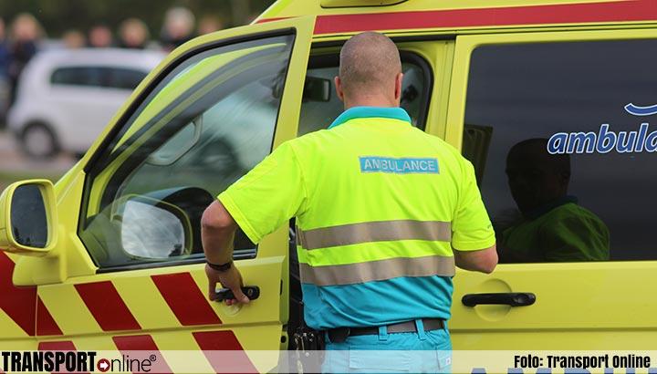 Dode door aanrijding tussen auto en vrachtwagen in Swolgen..