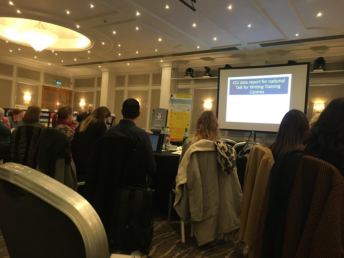 "test Twitter Media - Miss Parkes & Mrs Pritchard are learning lots at the Talk for Reading Conference in Birmingham today. Pie Corbett said, ""Reading for pleasure is central to success."" This is why we have added a daily reading for pleasure session into our timetable for each year group 📖 https://t.co/Twsl3yGvHw"