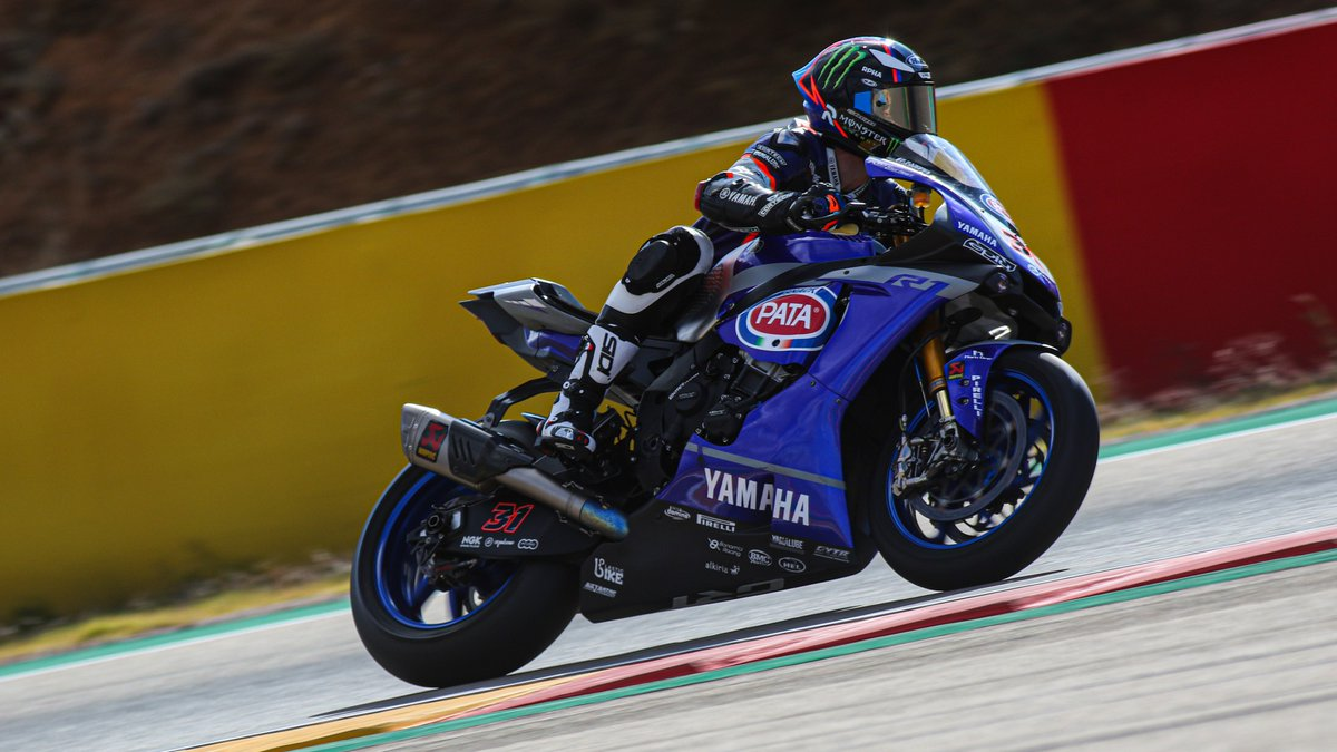 test Twitter Media - Aragon Test: Eye-catching debut for rookie @garrettgerloff  Yamaha's US recruit passes first #WorldSBK test with flying colours  📃| #WorldSBK  https://t.co/UcsDO4OZiI https://t.co/DynCfpbddG