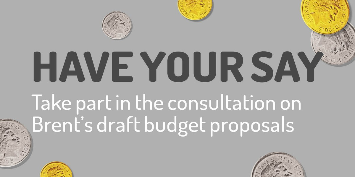 Have your say on our budget consultation proposals: