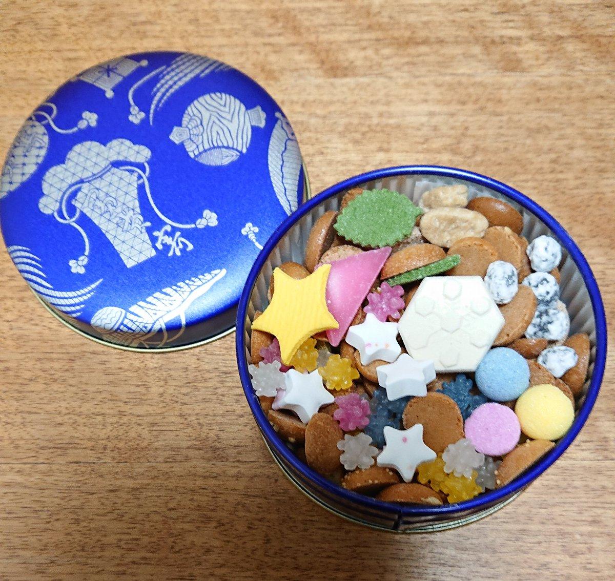 test ツイッターメディア - 頼んだら、娘が東京で買ってきてくれました。菊廼舎さんの冨貴寄の「聖夜」。   夢があります。何回食べても 美味しくて飽きないお菓子です。 https://t.co/9eaFKxmdv0