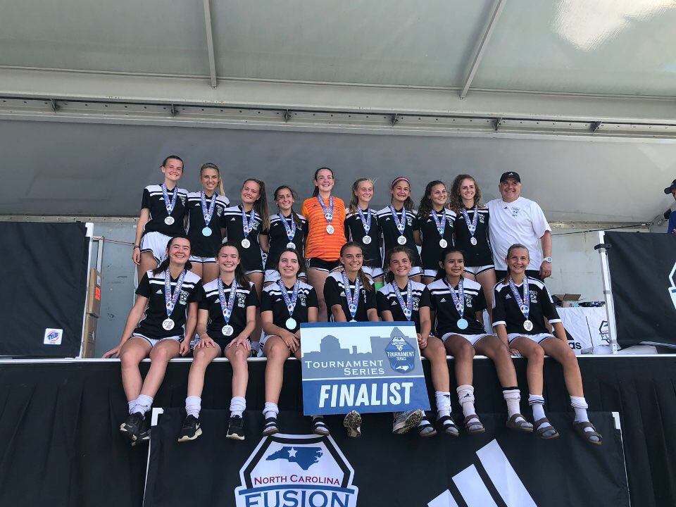 Welcome to Charlotte Final 4️⃣  Our 04G Black & 01G Black look to bring home a state title  Go out & Support WCWAA this weekend  01G kickoff @ 12pm on Orthocarolina 5  04G Kickoff @ 6pm on Orthocarolina 5 Hope to see you there Good luck Girls!! #finalfour #statecup #wcwaasoccer