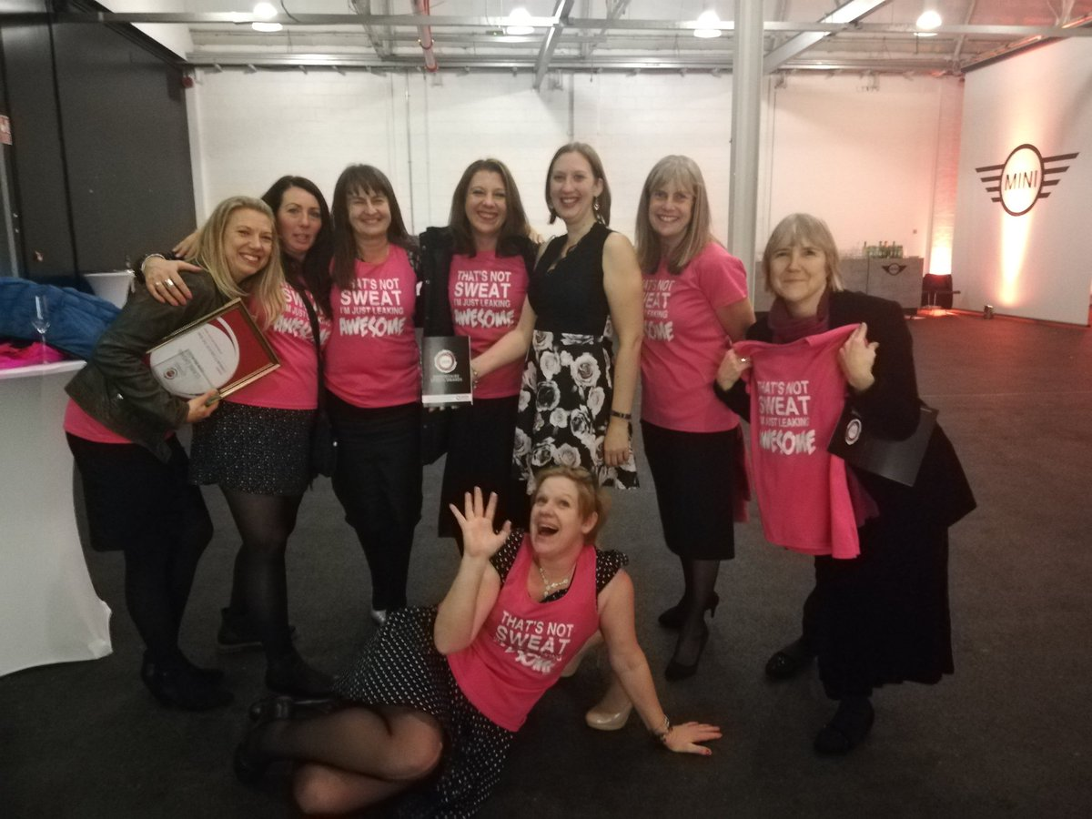 RT @bethiatld: The best night - thank you so much @activeoxon #oxonsportsawards Lots of wins for Faringdon, lots of wins for Oxfordshire. #pinkladies @GAOxfordshire @WhiteHorseDC