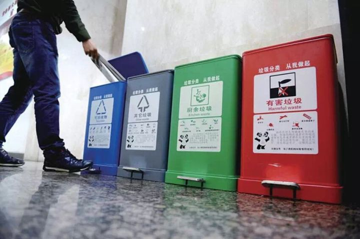 A total of 237 cities at the prefectural level or above in China have adopted waste sorting schemes, according to the Ministry of Housing and Urban-Rural Development. https://t.co/sR0GdN1agt