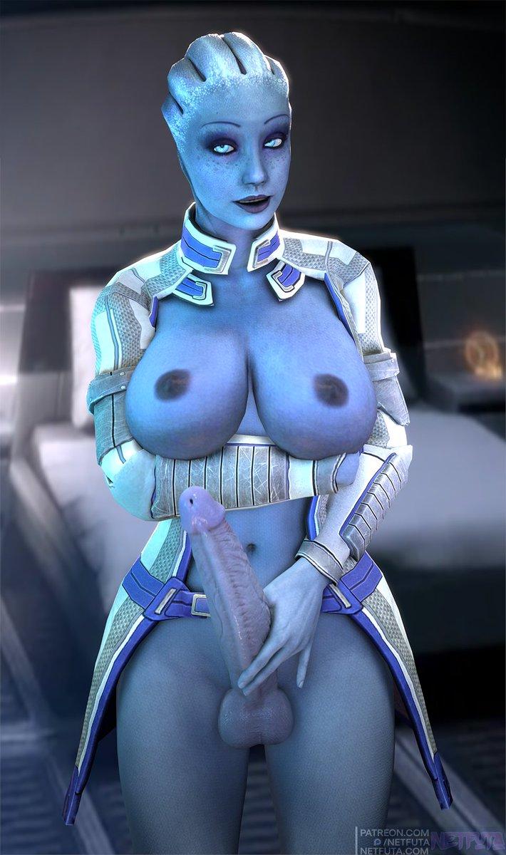 Time for bed, Commander...! Animations:   #MassEffect #Liara #Hentai #HentaiCommunity #LewdRP #NSFW #anime #futa #futanari #hentai #lewd #nsfw #porn #r34 #rule34 #sfm #shemale