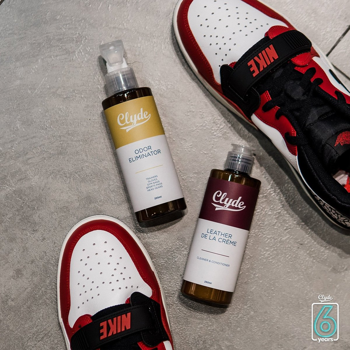 test Twitter Media - Cleans, conditions and deodorizes your leather sneakers. #TimeToClyde #LetsClyde #ItWorks https://t.co/qCf51YE8Ii