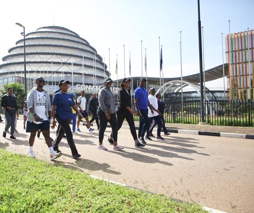 test Twitter Media - This morning, First Lady Jeannette Kagame participates in the Blue Run #CarFreeDay against #Diabetes, in effort to raise awareness on the dangers of the disease.  @RwandaHealth | @RBCRwanda | @CityofKigali https://t.co/T43SwZ2Kdu