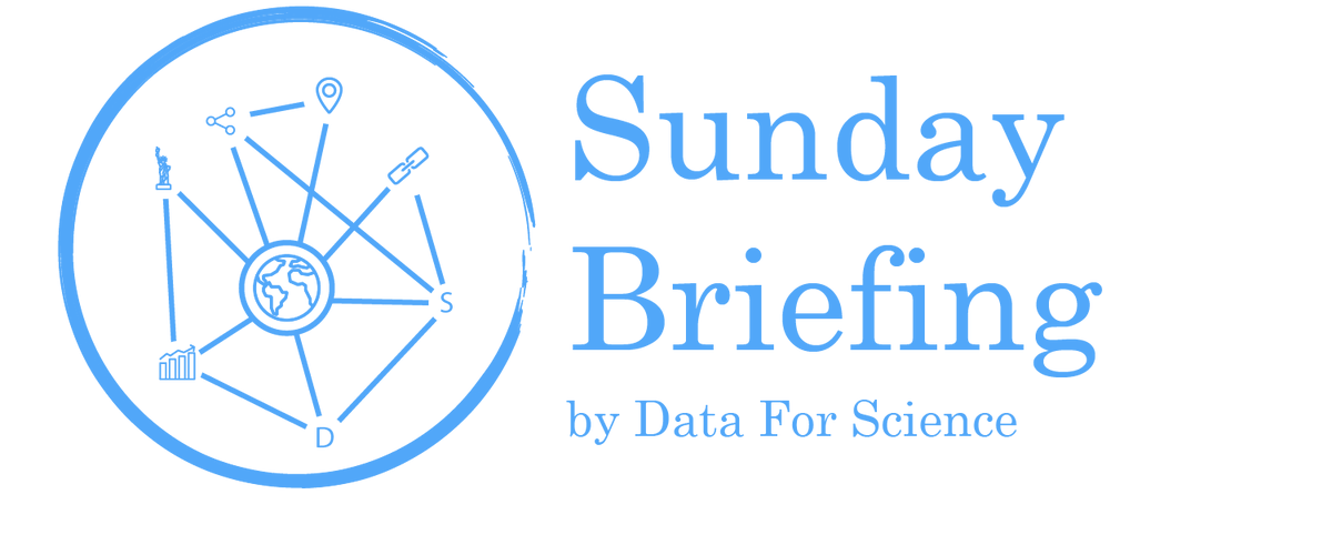 test Twitter Media - Sunday Briefing #25 - https://t.co/DVAYevKh0o  A weekly newsletter with the latest news and developments in #DataScience, #MachineLearning and #AI. Publishes on Sunday.  Subscribe here: https://t.co/dKdVZHmEZF  and never miss an update! #NN #BigData #DeepLearning https://t.co/lkfpyD4zCE