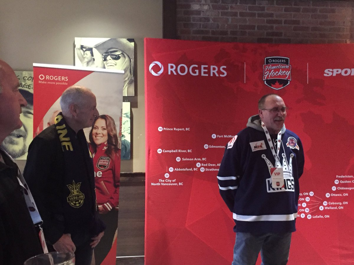 test Twitter Media - Many thanks to Rogers Home Town Hockey crew and Dauphin region volunteers for a great hockey weekend so far!!! https://t.co/iRHVXverTV