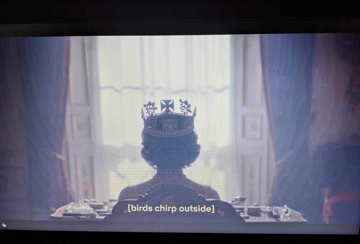 test Twitter Media - Only took me one month to blitz through season 1 and 2. Now, I'm here. I'll start tomorrow! @TheCrownNetflix https://t.co/hFyQDZZEcq