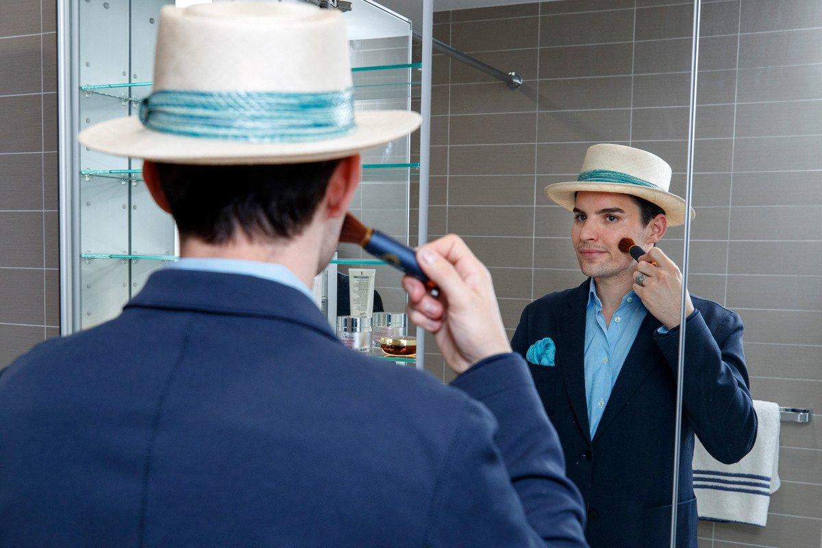 Makeup is men's darkest secret — here's what they're using