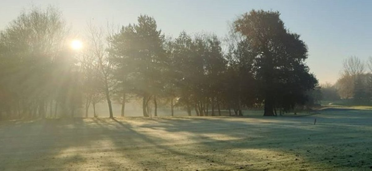 test Twitter Media - A nice bright frosty morning .  The course will remain closed though and hopefully with another dry day we might be in a better position to play golf later this week. https://t.co/ckK5PKNjt1