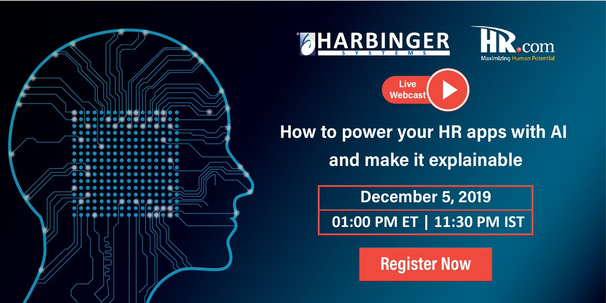 test Twitter Media - Are you planning to use AI based tools and platforms to transform your organizations HR experience in the next few years? Then this #freewebinar is definitely for you! Join us : https://t.co/3zGTlM8Woa https://t.co/EiMVIGIvRw #ArtificialIntelligence #HRApplications https://t.co/GiaCCo7QMJ