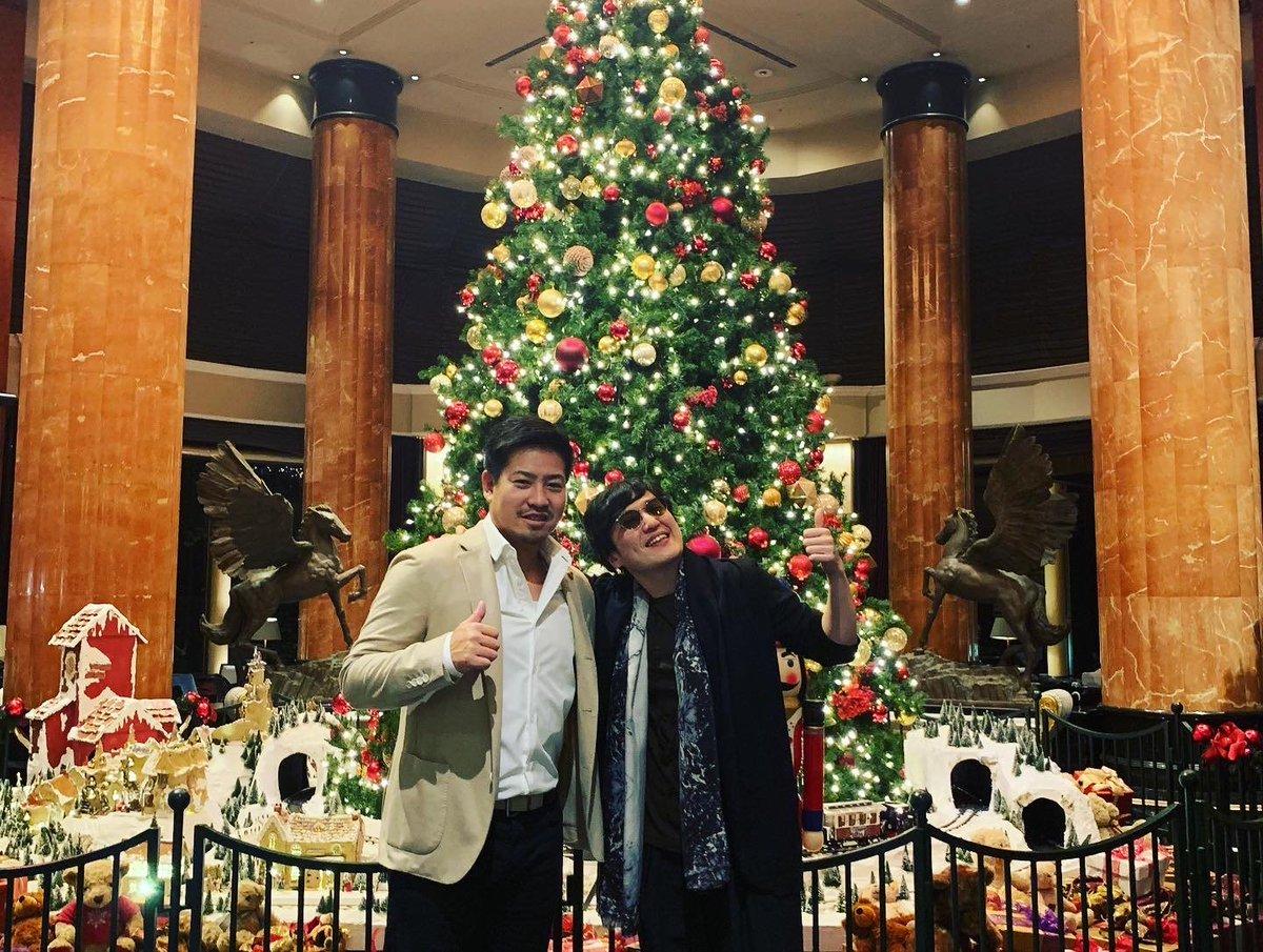 test ツイッターメディア - 久々に 牧田和久 投手と食事! いい男になってた!笑 せっかくクリスマスツリーがあったので、カップルになってみました。 #牧田和久 https://t.co/O4zRIdYlUo