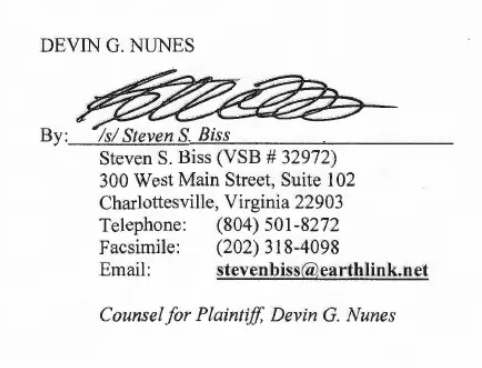 @nycsouthpaw @NatashaBertrand @bradheath Patel is also using the same lawyer Nunes used in his cow lawsuit.