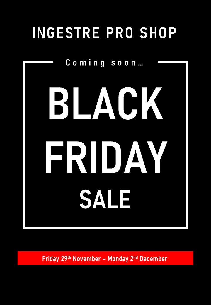 test Twitter Media - Coming soon to Ingestre Pro Shop.  #BlackFriday https://t.co/KtUiFFnry4