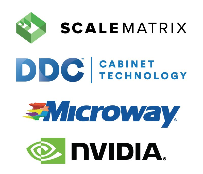 test Twitter Media - ScaleMatrix and @DDC_CabTech with @MicrowayHPC and @nvidia announce AI ANYWHERE delivering SKUs for an 8 petaFLOPS and a 13 petaFLOPS 'Supercomputer Anywhere' solution using DDC S-Series Cabinets! https://t.co/tTrnUuCkv1 #SC19 #HPCisNow #HPC #AI #DeepLearning #EdgeAI #AIanywhere https://t.co/n63cSlsIdE
