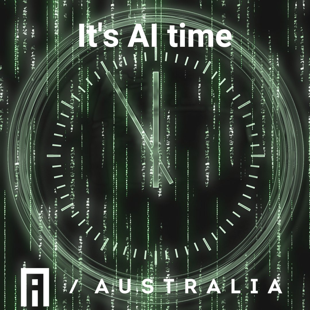 test Twitter Media - It's time for your company to act. It's AI time! https://t.co/Pw6d1SgJcJ #ArtificialIntelligence #ai #machinelearning #analytics #aiaustralia https://t.co/HbdL6bca9q