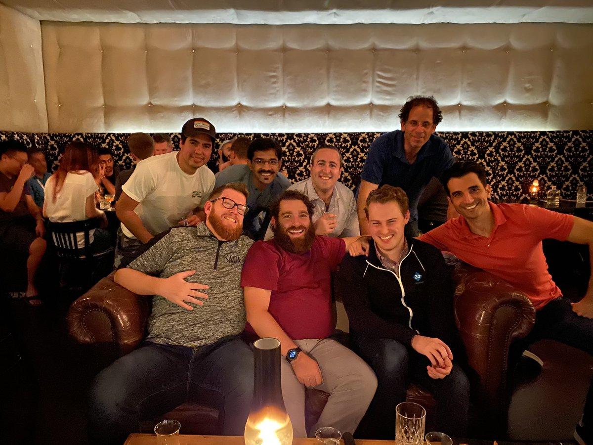 test Twitter Media - Fun times at #KubeCon with Miles Ward, Victor Iglesias, Kobi Magnezi, Iftach Ragoler, Kunal Kumar Gupta, Rodrigo Manyari, and William Clarke!  #GoogleCloud #Google #Cloud #AI #ML #Kubernetes #GoogleCloudPlatform #EnterpriseReady #ArtificialIntelligence #MachineLearning #Anthos https://t.co/oSjQwsgAyI