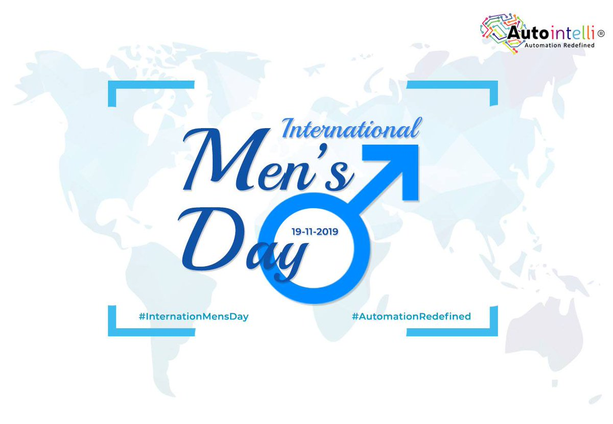 """test Twitter Media - """"Try not to become a man of success, but rather try to become a man of value."""" - Albert Einstein Happy International Men's Day 2019 #InternationalMensDay #AutomationRedefined #AutointelliAIOps #Automation #AIOps #ArtificialIntelligence #MachineLearning https://t.co/IdpVx8jTLd"""