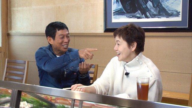 test ツイッターメディア - 明石家さんま&大竹しのぶが離婚後初の2人ロケ、寿司屋で思い出話 https://t.co/Y700onfPED https://t.co/5fx53FfwCh