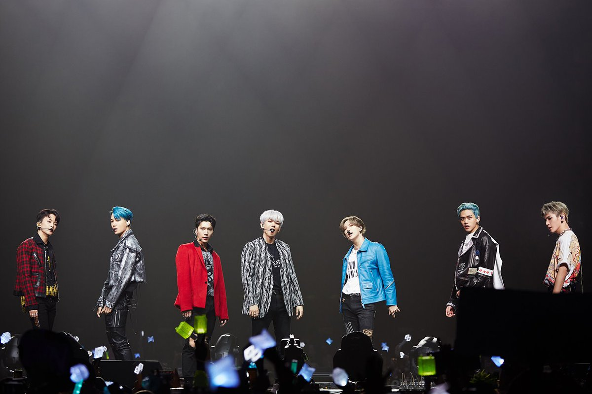 SuperM, the 1st KPOP band to hold a concert at the Madison Square Garden, successfully wrapped up the 'SuperM We Are The Future Live in New York', mesmerizing the audience with their powerful music and performances! Stay tuned for the next show of the tour in San Diego on JAN 30!
