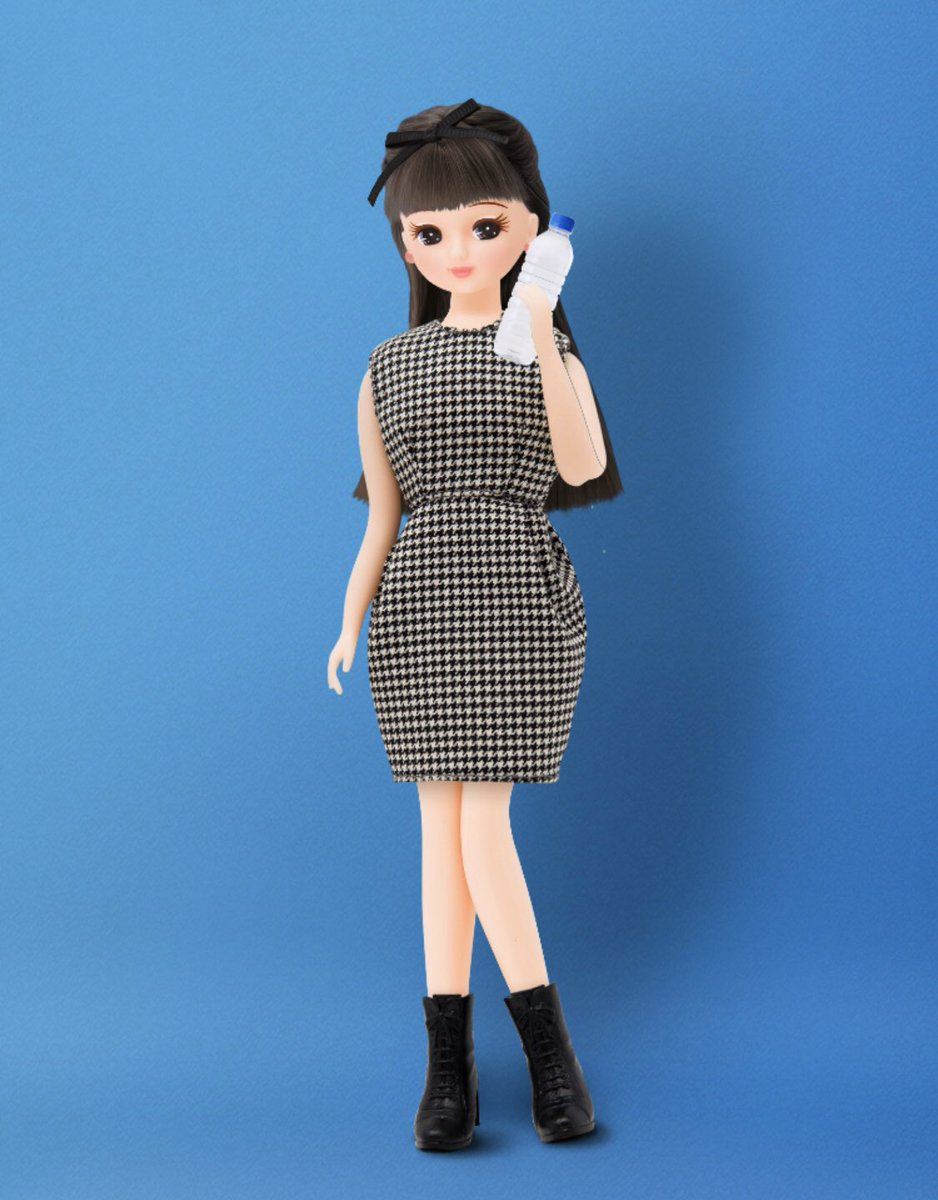 test ツイッターメディア - 握手会(私服衣装)の松野莉奈さん  #リカちゃんメーカー https://t.co/7H1h07cTHX