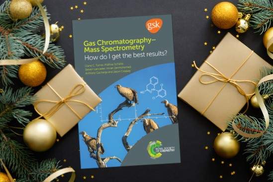 The new GC-MS book 'Gas Chromatography-Mass Spectrometry: How Do I Get the Best Results?' is available now from #RSCBooks and should be on every analyst's wish list this Christmas!  We're giving away 5 copies of the book!  Enter now:
