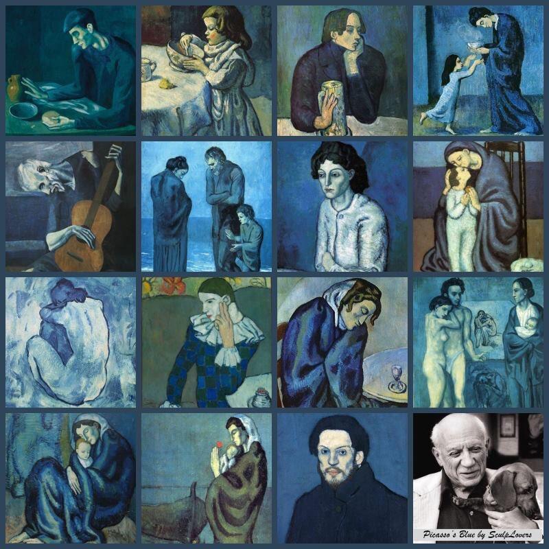 Picasso's Blue... https://t.co/1RLIXRMRZe