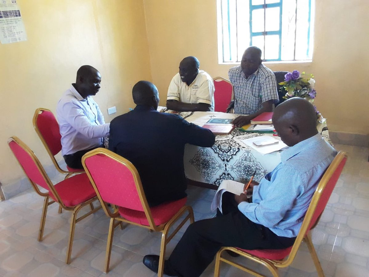 test Twitter Media - Postdoc Dr Daniel Naburi @MMUST is leading research in Western #Kenya on food & water security issues related to watershed governance, climate & land use changes. A scoping meeting was held with sub-county officers in West Pokot, followed by field visits in Suam River Basin @GCRF https://t.co/vBOTF3x6tU