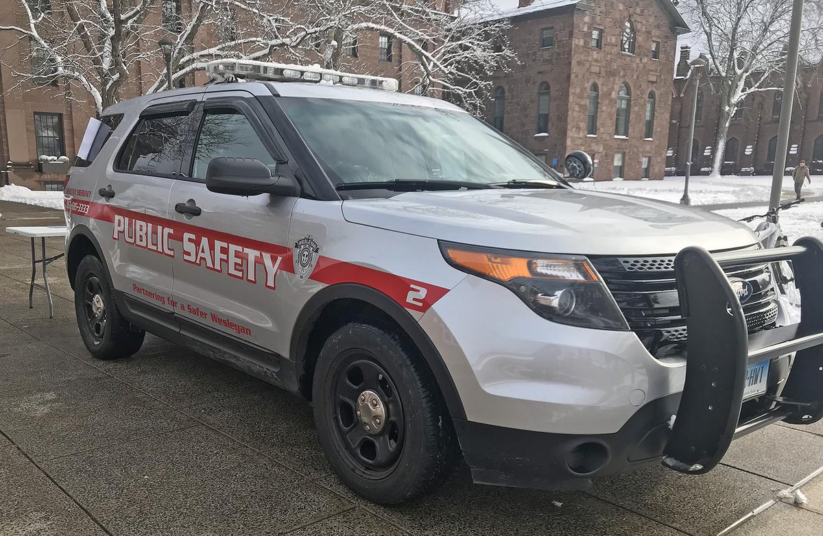 test Twitter Media - Wesleyan Public Safety, Middletown Fire Department, along w/ Greek Life & the Student Athlete Advisory Committee (SAAC) invite you to help STUFF A CRUISER! Bring an unwrapped toy or gift to help local children in need, now through Friday 12/6, 1130a - 130p & 4p - 6p outside Usdan https://t.co/GB72snWuGY