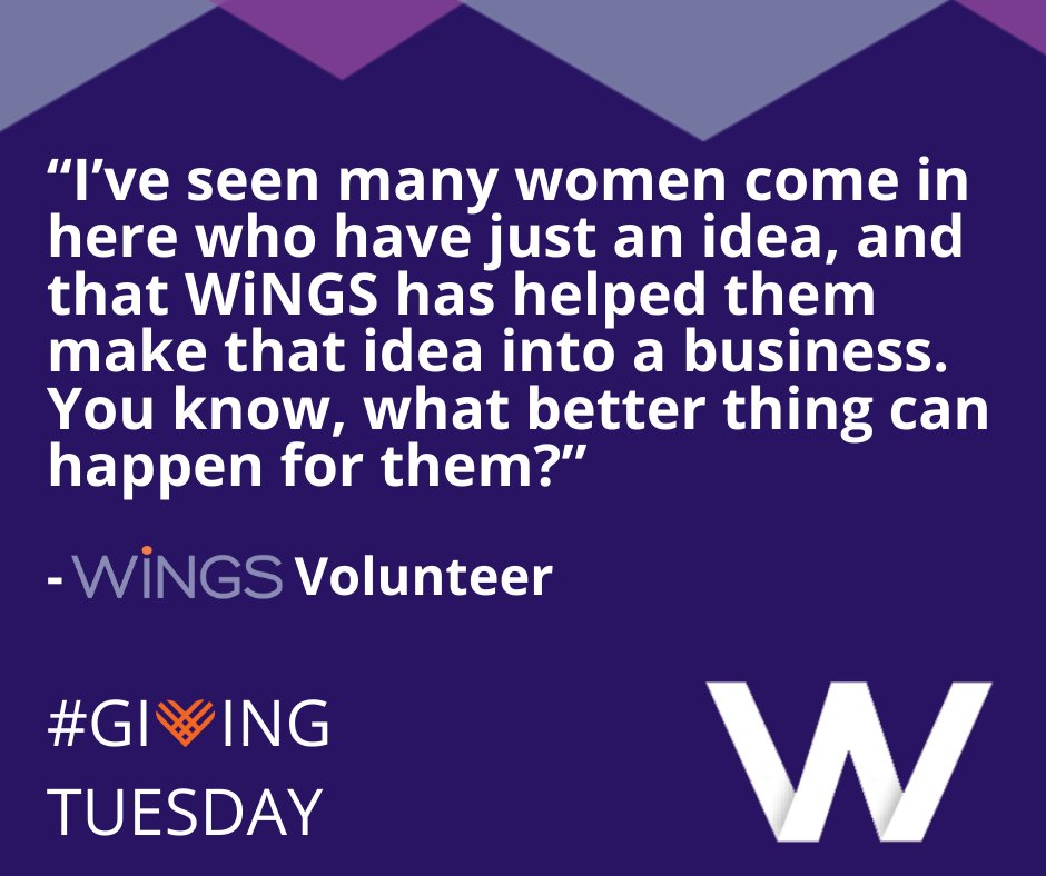 test Twitter Media - We are in awe of the amazing entrepreneurs we work with each week who are juggling family + work while visiting WiNGS to better their businesses. Please continue to give at https://t.co/vR7dZj1Qyy and each donation will be matched!  Thank you! #GIVINGTUESDAYDFW https://t.co/uWl9w4asLN