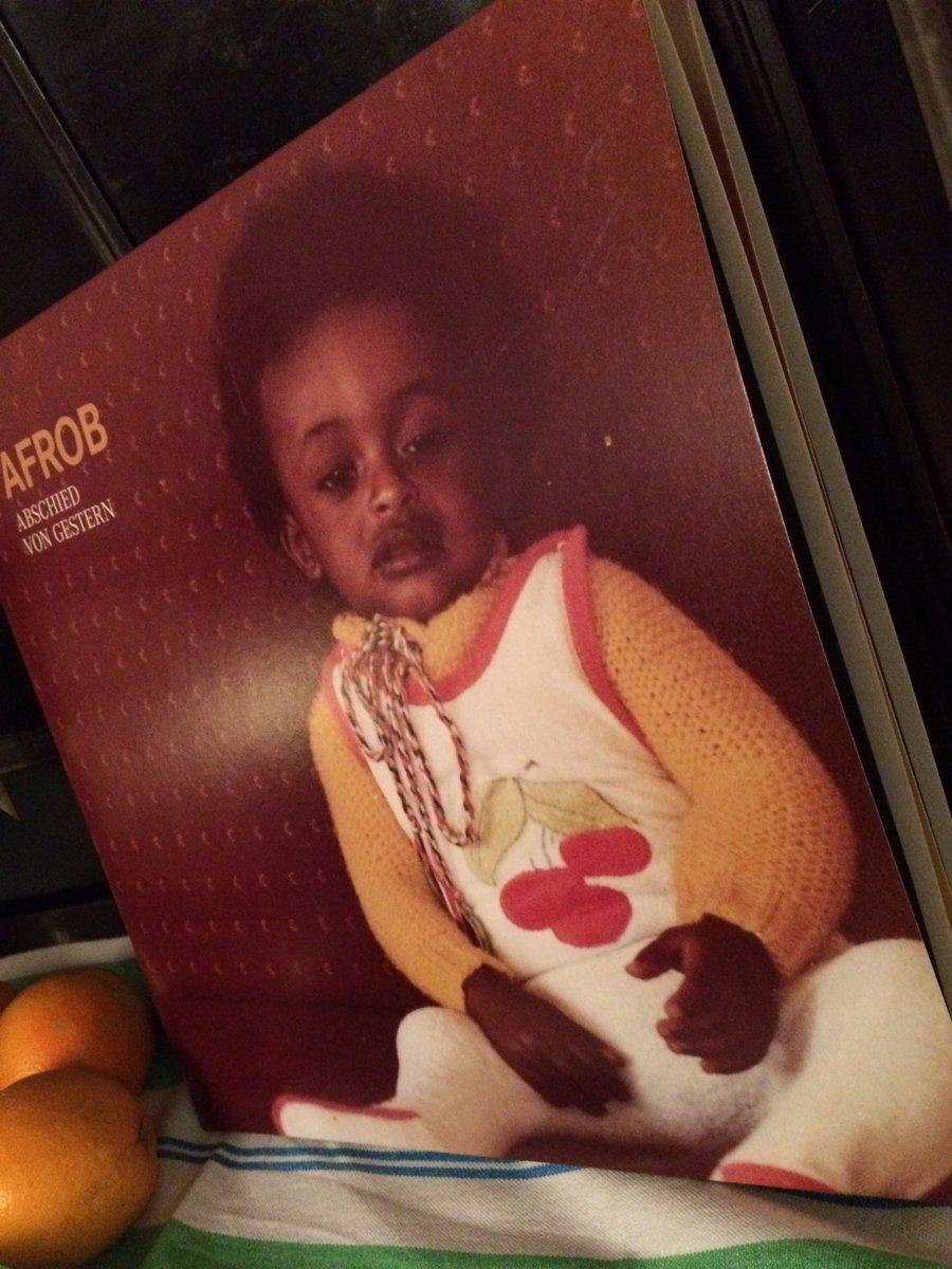 test Twitter Media - Geburtstagsgeschenk von meinem Sohn und @afrob #abschiedvongestern 😍🙏 https://t.co/67GnDMzcKD