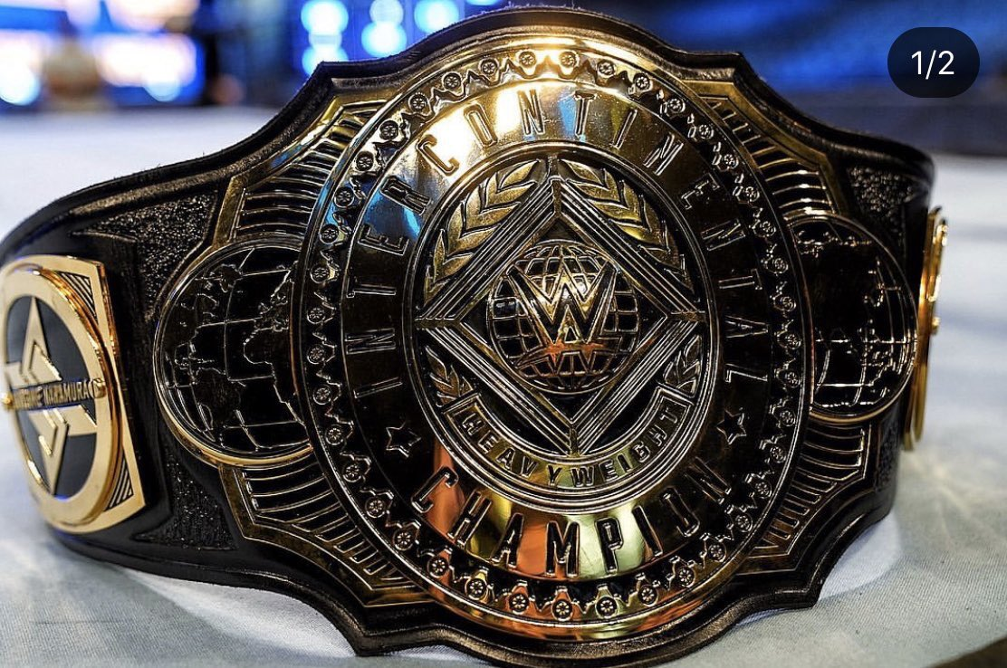 Championship Belts - cover