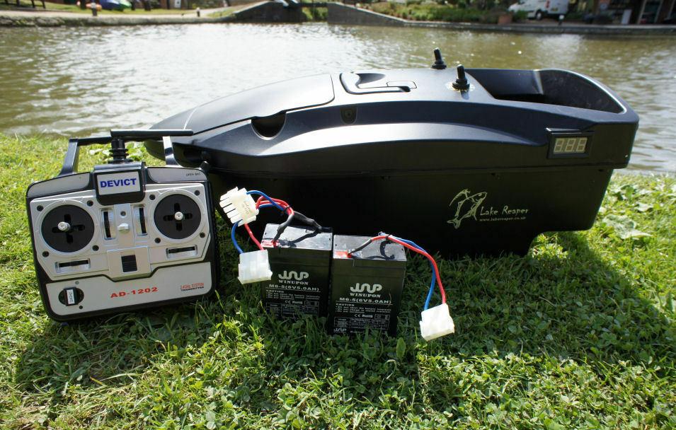 Ad - Lake Reaper Bait Boat On eBay here -->> https://t.co/0oTs15JxGI  #carpfishing #<b>Baitboa