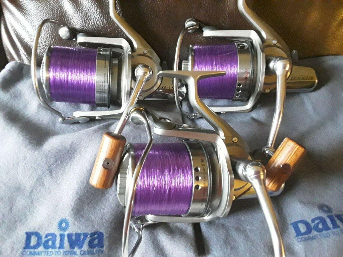 Ad - 3x Daiwa Tournament Basia Q On eBay here -->> https://t.co/Blf18rEt36  #carpfishing https