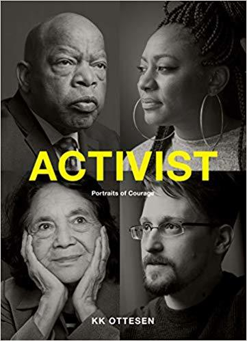 "test Twitter Media - Looking for a new book? Ranging in age from 12 to 94 years old, the activists photographed and recorded in ""Activist: Portraits of Courage"" by @kkOttesen '94 will inspire you to ""dissent, disrupt, and otherwise get in the way.""  Review by @sara_mccrea '21: https://t.co/0fksVcgfLw https://t.co/xHcdc7x6Ut"
