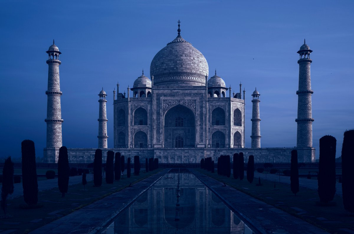 Taj Mahal in #India reaches a pivotal point in its history: https://t.co/fG8Hflo1IQ https://t.co/3YkatVCqbP