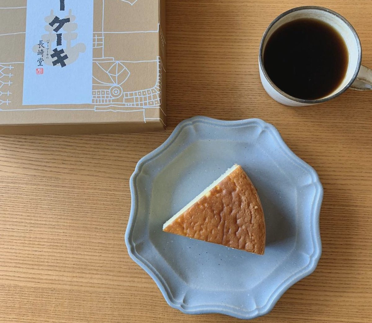 test ツイッターメディア - @rikawa_dare 長崎堂のバターケーキ美味しいですよね https://t.co/l08dx4cIkK