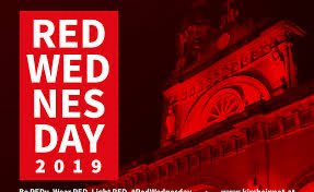 test Twitter Media - It's Red Wednesday today. Check out my message: https://t.co/ffgdmitDjV https://t.co/VXQ37mvvUm